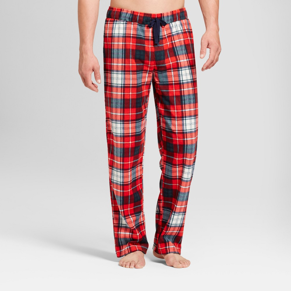 Men's Fleece Pajama Pants - Goodfellow & Co Ripe Red XL