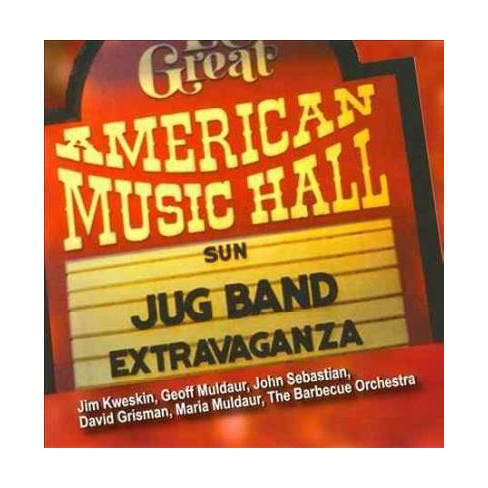 Various - Jug Band Extravaganza (CD) - image 1 of 1