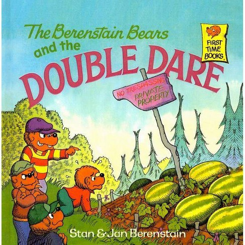 The Berenstain Bears and the Double Dare - (Berenstain Bears First Time Books) (Hardcover) - image 1 of 1
