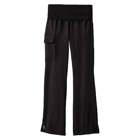 Ocean Ave Women's Yoga Scrub Pants - image 1 of 4