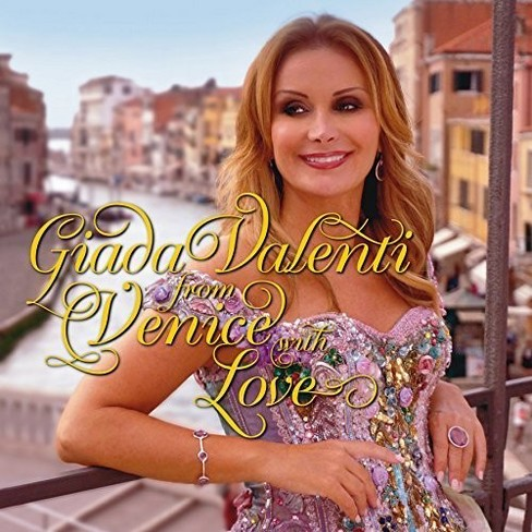 Giada valenti - From venice with love (CD) - image 1 of 1