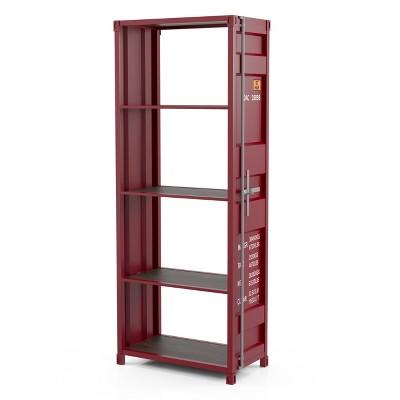 "64.38"" Kowski 5 Layer Bookcase - miBasics"