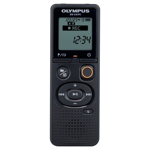 olympus voice recorder black vn 541 pc target