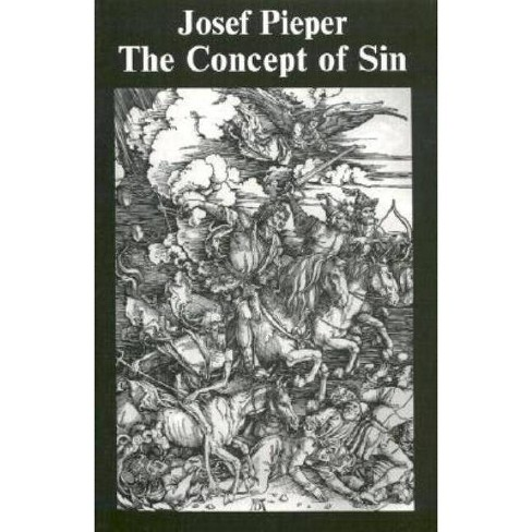Concept of Sin - by  Josef Pieper (Paperback) - image 1 of 1