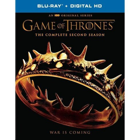 Game of Thrones: The Complete Second Season - image 1 of 1