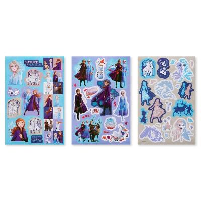 240ct Disney Frozen Stickers