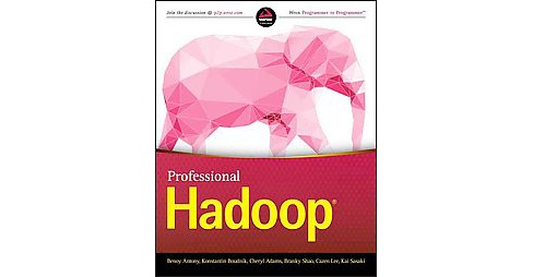 Professional Hadoop (Paperback) (Benoy Anthony) - image 1 of 1