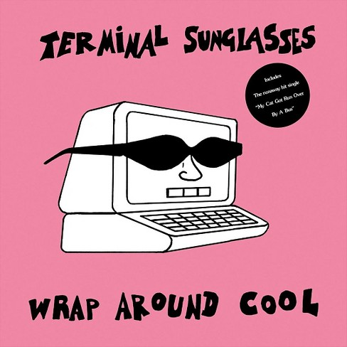 Terminal Sunglasses - Wrap Around Cool (Vinyl) - image 1 of 1