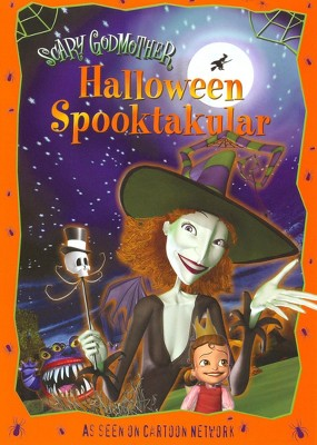 Scary Godmother: Halloween Spooktakular (DVD)