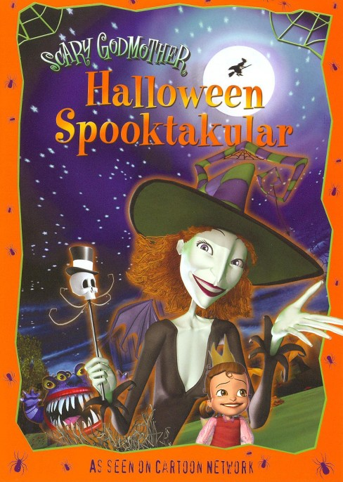Scary Godmother: Halloween Spooktakular (dvd_video) - image 1 of 1