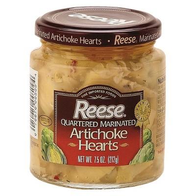 Reese Quartered Marinated Artichoke Hearts 7.5oz