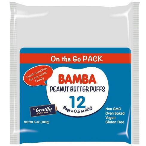 Osem Gratify Bamba On the Go Multipack - 12ct - image 1 of 1