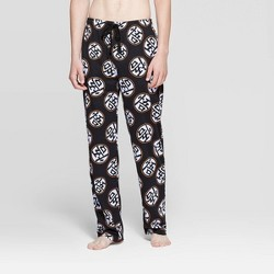 Men's Dragon Ball Z Pajama Pants - Black