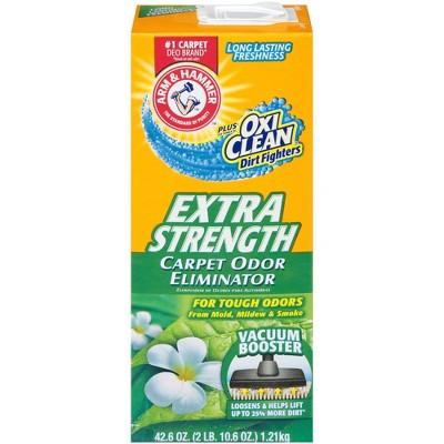 Arm & Hammer Carpet & Room Extra Strength Odor Eliminator - 42.6oz