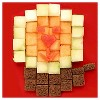 FunBites Food Cutter - Green Squares - image 4 of 4