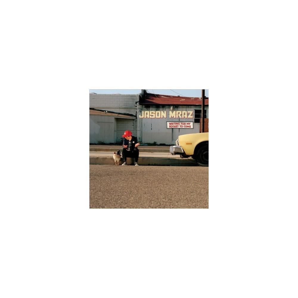 Jason Mraz - Waiting For My Rocket To Come (Vinyl)