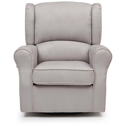 Delta Children Morgan Nursery Glider Swivel Rocker Chair - image 1 of 6