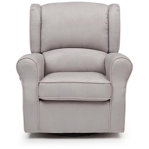 Delta Children Morgan Nursery Glider Swivel Rocker Chair