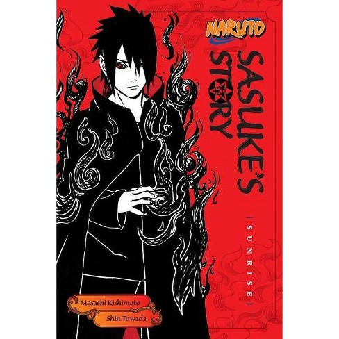 Naruto: Sasuke's Story - by Shin Towada (Paperback)