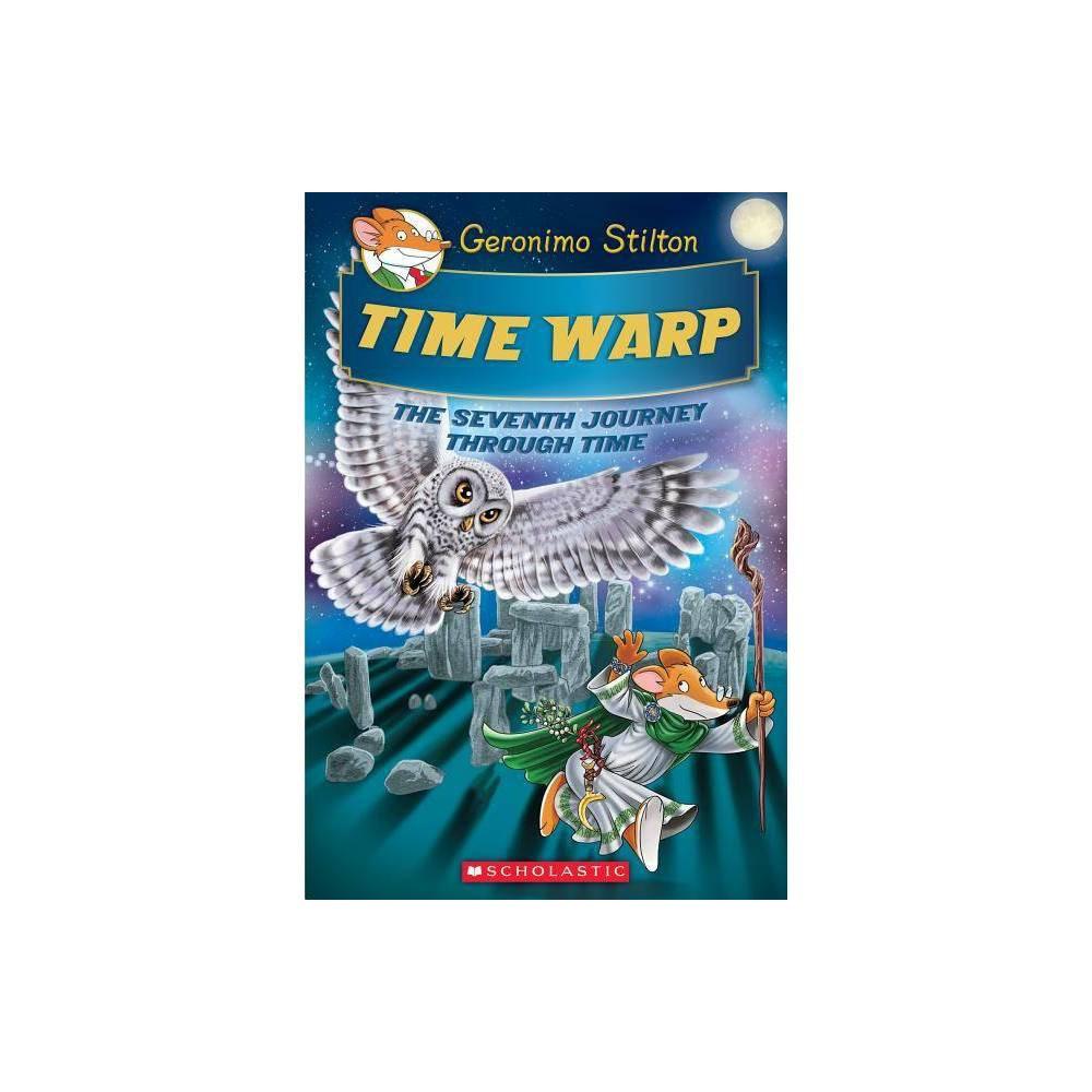 Time Warp Geronimo Stilton Journey Through Time 7 7 Hardcover