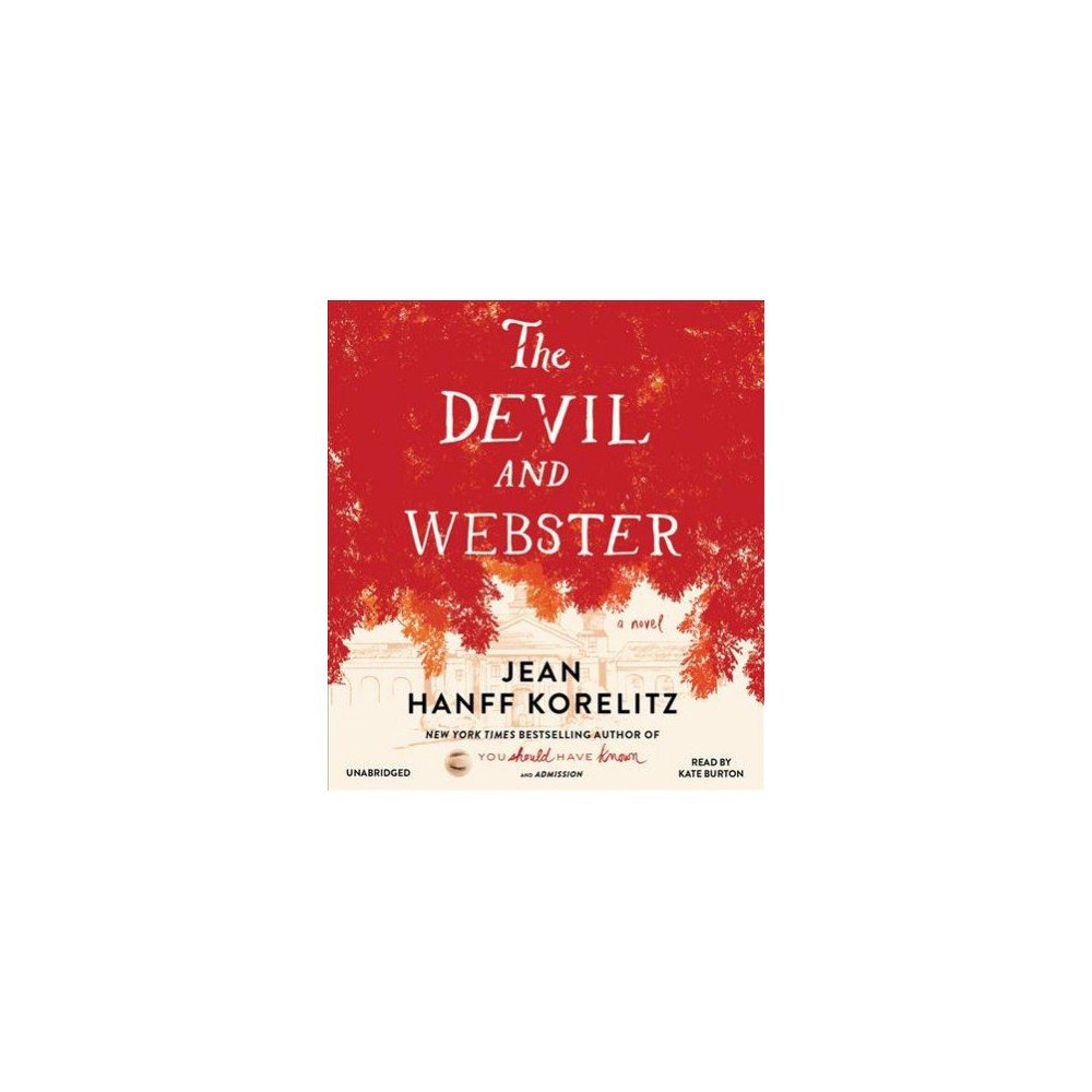Devil and Webster : Library Edition - Unabridged by Jean Hanff Korelitz (Pre-Loaded Audio Player)