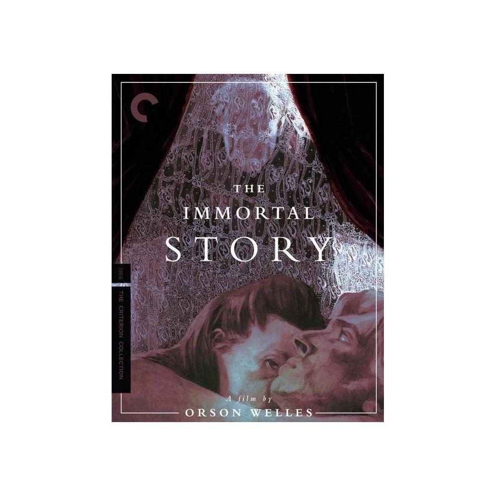 The Immortal Story Blu Ray