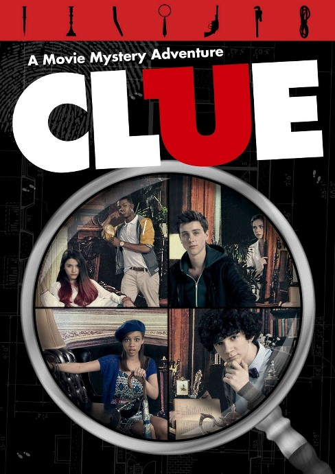 Clue:Movie mystery adventure (DVD) - image 1 of 1