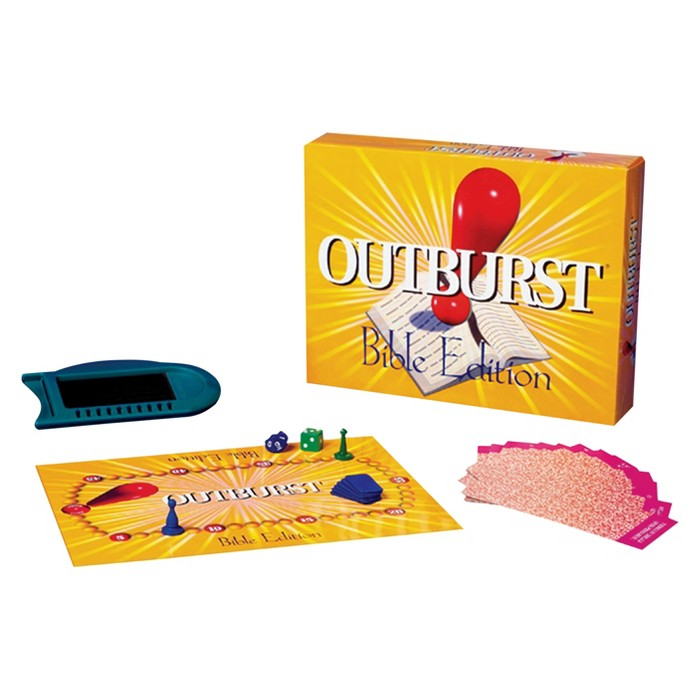 Talicor Outburst Game: Bible Edition - image 1 of 1