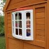 KidKraft Stoneycreek Cedar Outdoor Playhouse - image 3 of 4
