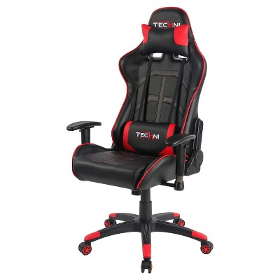 Shop all Techni Sport  sc 1 st  Target & Ts-4900 Ergonomic High Back Computer Racing Gaming Chair - Red ...