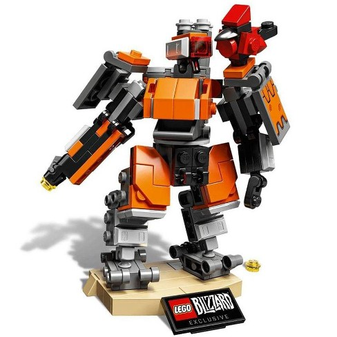 LEGO Overwatch Omnic Bastion 182-Piece Building Kit - image 1 of 3