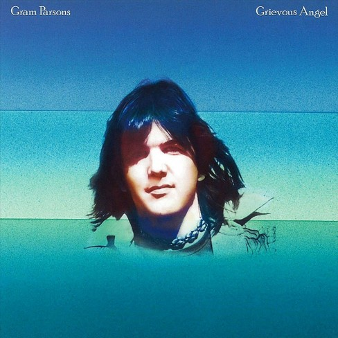 Gram parsons - Grevious angel (Vinyl) - image 1 of 1