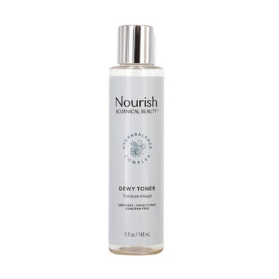 Nourish Organic Botanical Beauty Dewy Toner - 5 fl oz