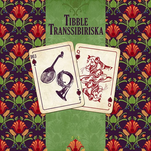 Tibble Transsibirisk - Duj (CD) - image 1 of 1