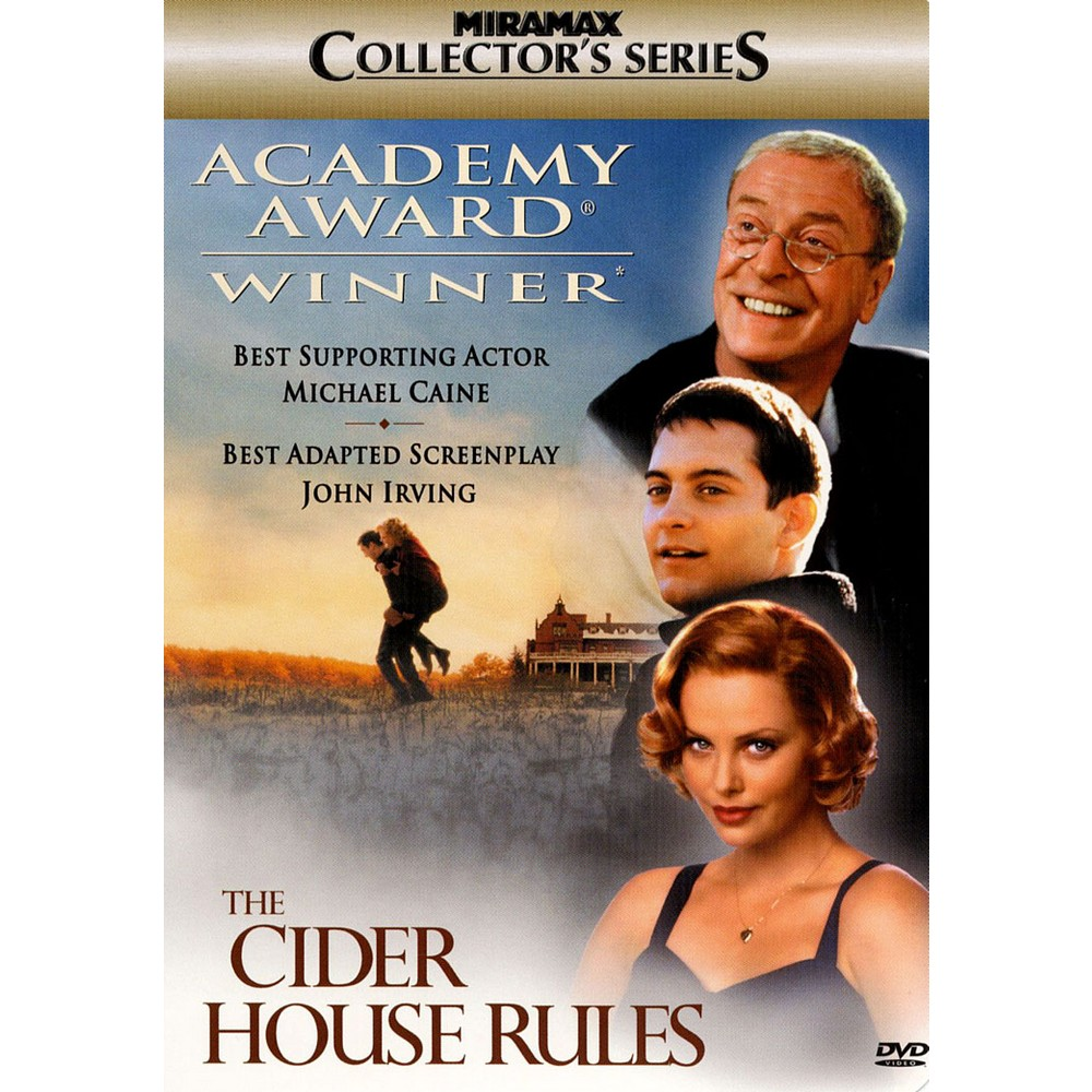 The Cider House Rules (Miramax Collector's Series) (dvd_video)