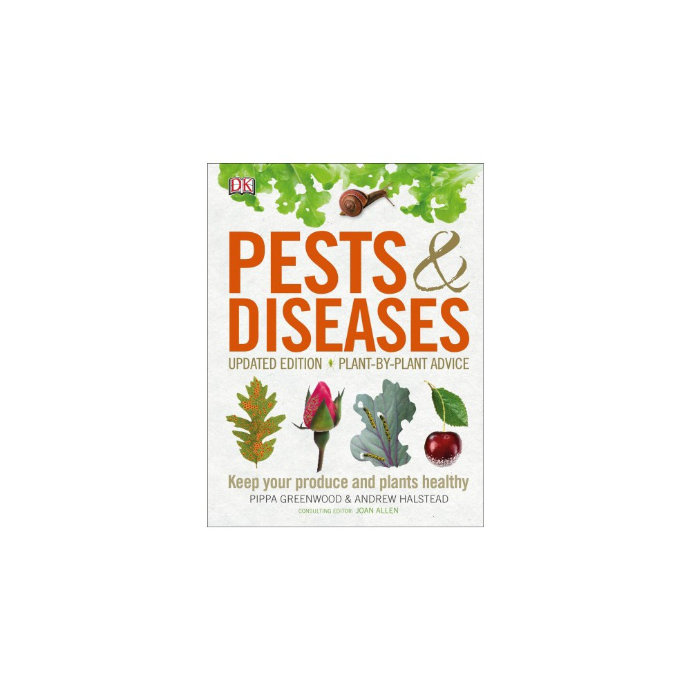 Pests and Diseases - by Pippa Greenwood & Andrew Halstead (Hardcover)