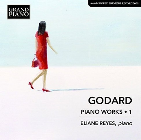 Eliane Reyes - Godard:Piano Works Vol 1 (CD) - image 1 of 1
