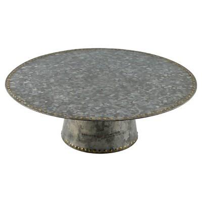 Thirstystone Galvanized Iron Cake Stand