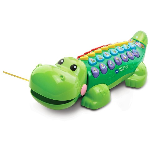 VTech Pull & Learn Alligator - image 1 of 4