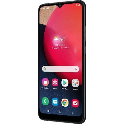 Cricket Prepaid Samsung A02s (32GB) - Black