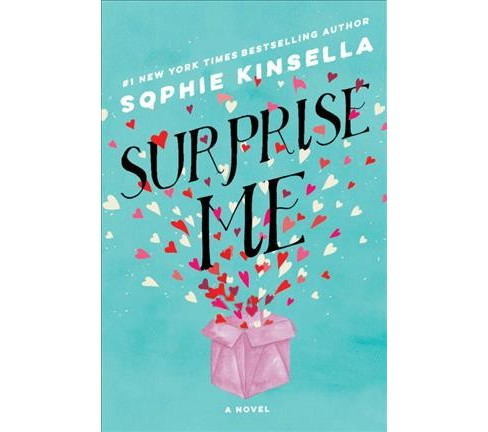 Surprise Me -  by Sophie Kinsella (Hardcover) - image 1 of 1
