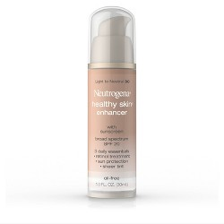 Neutrogena Healthy Skin Enhancer - 30 Light to Neutral - 1 fl oz
