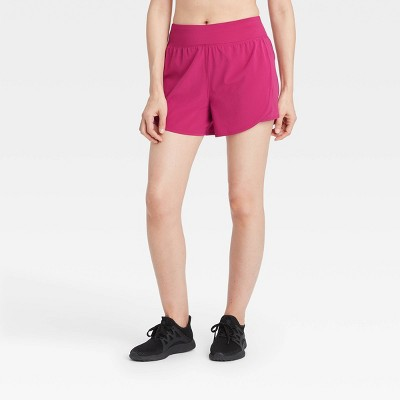 Women's Premium Knit Waistband Run Shorts - All in Motion™