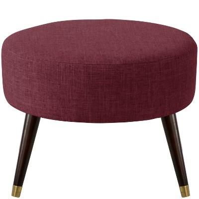 Oval Ottoman in Zuma - Project 62™
