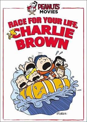 Race for Your Life, Charlie Brown (DVD)