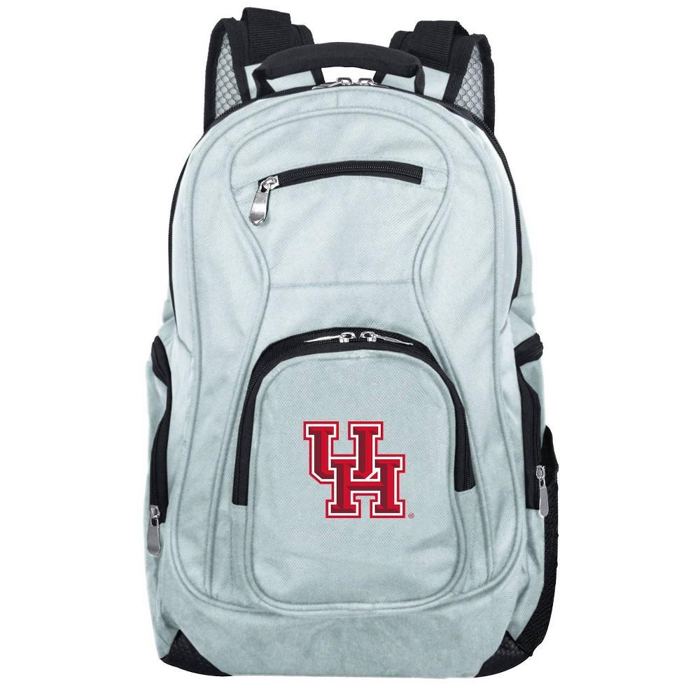 NCAA Houston Cougars Gray Premium Laptop Bag