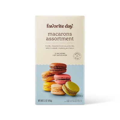 Frozen Macarons - 12ct - Favorite Day™