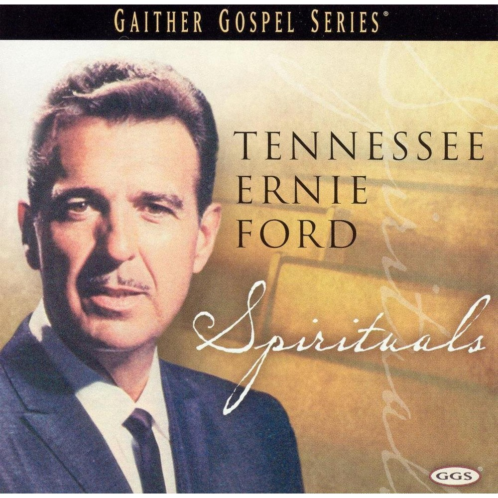 Tennessee Erni Ford - Spirituals (CD)