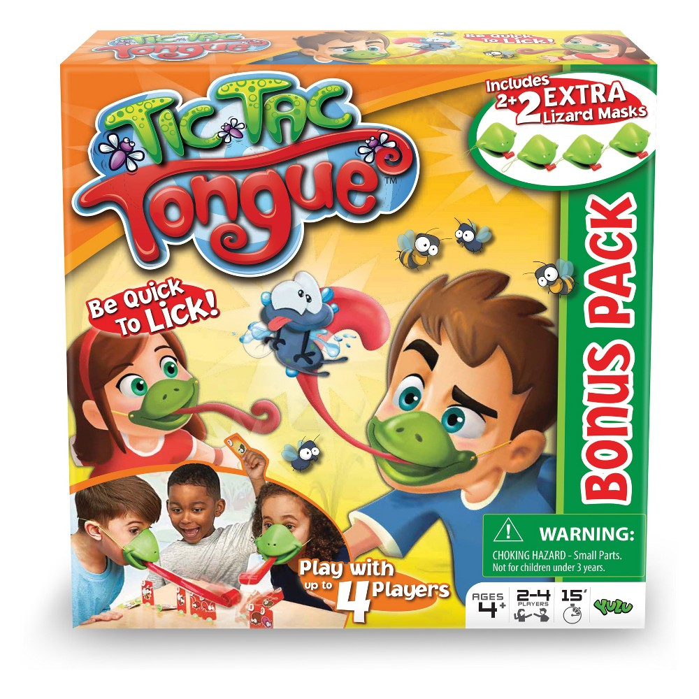 Tic Tac Tongue Game, board games was $11.29 now $5.64 (50.0% off)