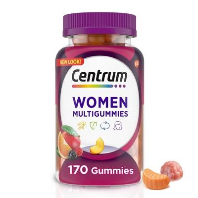 Centrum Multi Gummies for Women - 170ct
